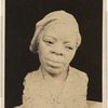 Bust of unidentified youth by Augusta Savage