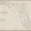 A plat exhibiting the state of the surveys in the state of Florida: with references