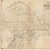 Map of the city of Richmond, Henrico County, Virginia