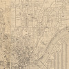 Indexed commercial map of Cincinnati, Ohio: from latest official and special surveys
