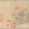 Map of Leavenworth, Kansas