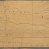 Preliminary post route map of the states of Kansas and Nebraska: with adjacent parts of Missouri, Iowa, Dakota, Colorado, Texas and Indian Territory