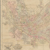 R.L. Polk & Co's map of the cities of Pittsburgh, Allegheny and environs