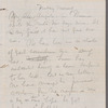 Stanwix Melville letter to Augusta Melville with postscript by Herman Melville