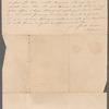 Letters sent, notebooks and keepsakes