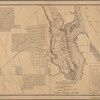 A map of St. Augustine & vicinity: from actual surveys & recorded plots