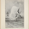"""""""Both jaws, like enourmous shears, bit the craft completely in twain"""", Opp. p. 510"""