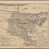 Position de l'armée Américaine et Française a Philips-Bourg: distante de 12 milles de Kings-bridge et 25 milles de New-York depuis le 6 Juillet 1781