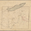 Parts of Ohio & Pennsylvania showing Indian tracts, etc., 1754?