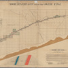 Map of the Gogebic Iron Range: as shown by developments to April 1st, 1886