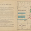 The Civic Federation map of Cook County: showing city and township divisions, 1899