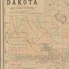 Rand McNally & Co.'s new sectional map of Dakota