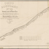 Ohio boundary, no. 111, south bend of Lake Erie: Map exhibiting the position occupied in the determination of the most southwardly point of the boundary line between the United States & Canada