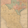 Houston Post map of the great Southwest