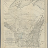 Map of Wisconsin designed to show the general geology, climatology, distribution of timber, population, &c. of the state