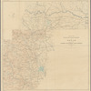 Map of the Black and Grand prairies of Texas: including the eastern and western Cross Timbers