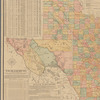 """Official map of the state of Texas: to accompany the statistical and descriptive work, """"Resources, soil and climate of Texas"""""""