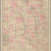 Rand, McNally & Co's standard map of Dakota