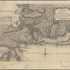 A Plan of the Straits of St. Mary, and Michilimakinac: to shew the situation & importance of the two westernmost settlements of Canada for the fur trade