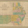 Map of the state of Missouri and Territory of Arkansas: compiled from the latest authorities