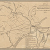 A plan of the operations of the British & Rebel army in the champaign, 1777