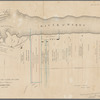 Sketch of the claims to land on the river St. Marys at Pauwayteeg, July 6th, 1823