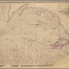 Map of the iron & silver region, Marquette County, Michigan