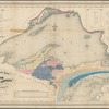 Geological map of the Lake Superior land district in the state of Michigan