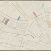 Map & plan of the contemplated widening and extension of William Strt from Maiden Lane to Broad St. ... [A second example of the southern sheet of the previous map]