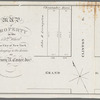 Map of property in the 13th Ward of the city of New York belonging to the estate of Henry A. Coster, decd.
