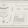Map of property in the 4th Ward of the city of New-York belonging to the estate of Henry A. Coster, decd.