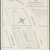 Map of valuable property to be sold at auction by James Bleecker & Sons on Thursday, the 9th of January, at 12 o'clock at the Mercht's Exchange