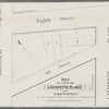 Map of lots on Lafayette Place and Eight Street, for sale on Wednesday, 14th Jany., at 12 o'clock at the Merchants' Exchge. by Franklin & Jenkins