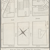 Map of lots to be sold at auction by James Bleecker & Sons, on Tuesday, Feby. 21st, 1832, at 12 o'clock at the Merchants Exchange, by order of W.H. Harison & George B. Smith, trustees &ca. and others