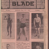 The Boxing blade, Vol. 4, no. 1
