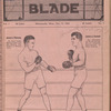 The Boxing blade, Vol. 4, no. 3