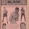 The Boxing blade, Vol. 4, no. 8
