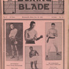 The Boxing blade, Vol. 4, no. 12