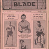 The Boxing blade, Vol. 4, no. 13