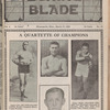 The Boxing blade, Vol. 4, no. 15