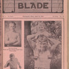 The Boxing blade, Vol. 4, no. 19