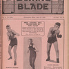 The Boxing blade, Vol. 4, no. 20