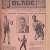 The Boxing blade, Vol. 4, no. 27