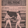 The Boxing blade, Vol. 4, no. 31