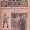 The Boxing blade, Vol. 4, no. 35