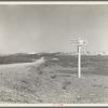 The road to Widtsoe from Panquitah. Utah