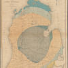 Geological map of the Lower Peninsula