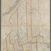Map of Maine: constructed from the most correct surveys with sectional distances and elevations, or level, of the St. Croix River from Calais Bridge deduced from the states survey