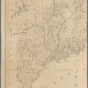 Map of the district of Maine, Massachusetts