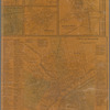 Topographical map of the county of Penobscot, Maine